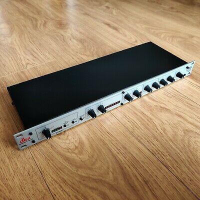 DBX 286s Microphone Pre-amp Processor - Immaculate Condition • 150£