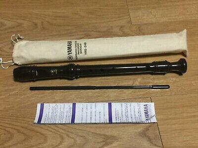 YAMAHA Recorder YRS-24B • 10£