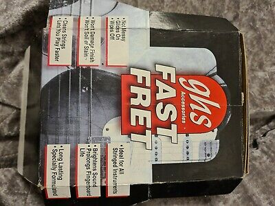 GHS Fast Fret Guitar String Cleaner And Lubricant • 9£