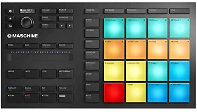Native Instruments Maschine Mikro Mk3 Drum Controller Music Production 16 Pads • 263.37£