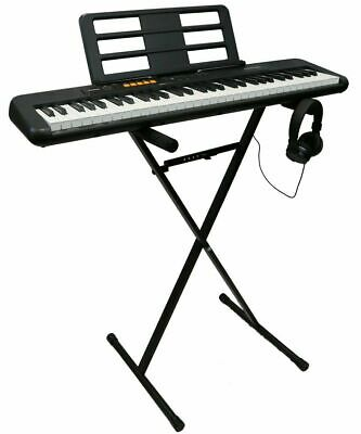 Casio CT-S100AD Keyboard With Stand & Headphones - Free 90 Day Guarantee • 99.99£