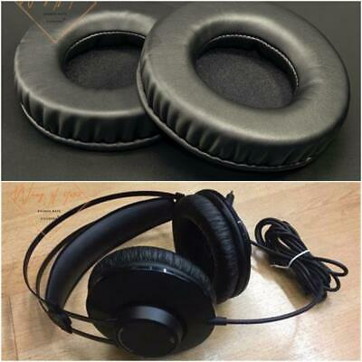 Soft Leather Ear Pads Foam Cushion EarMuff For AKG K52 K72 K92 Headphones • 7.79£