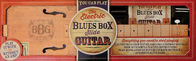 The Electric Blues Box Slide Guitar Kit: With Guitar, Instruction Book And DVD.  • 95.61£