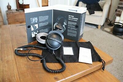Beyerdynamic DT 770 PRO  250 Ohms- Black -  New - Not Been Used • 77£
