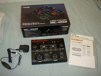 Boss RC-202 Loop Station - Excellent Condition FREE P&P • 197£