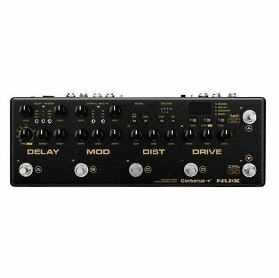 NU-X Cerberus Integrated Multi-Effects & Controller, Inside Routing & IR Loader • 216.34£