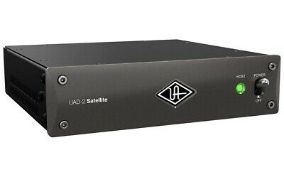 Universal Audio UAD-2 Satellite Thunderbolt 3 QUAD Core + $5000 Plugin • 1,120.25£