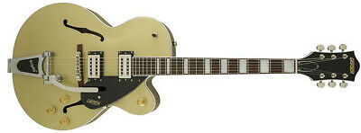 Gretsch: G2420T Streamliner Hollow Body With Bigsby Gold Dust • 855.37£