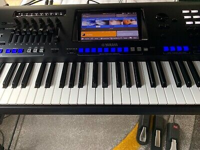 Yamaha Genos 76 Note Keyboard In Showroom Condition • 2,395£
