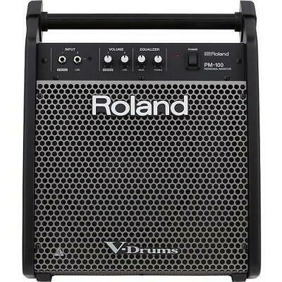 Roland PM-100 80W Drum Personal Monitor *GREAT VALUE* • 265.46£
