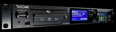 Tascam SS-CDR250N Two-Channel Networking CD And Media Recorder • 599.47£
