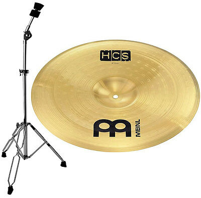 Meinl Hcs 18   China + Cymbal Stand Straight LYD-25 • 96.04£
