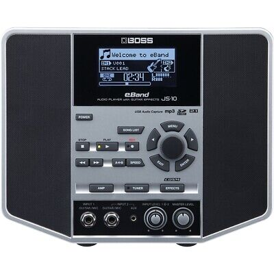 BOSS EBand JS-10 Audio Player With Guitar Effects (B-STOCK) • 263.66£