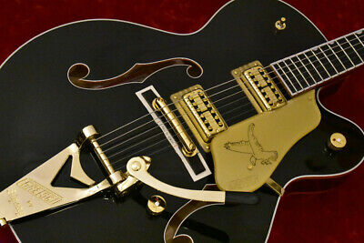 Gretsch G6136T-BLK Players Edition Falcon • 3,511.02£