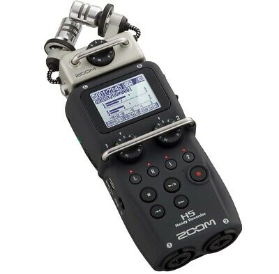Zoom H5 Mobile Phone Recorder Dictaphone • 271.20£