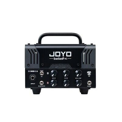 Joyo BanTamP XL Zombie II 20w Guitar Amp Head Amplifier W/ 12AX7 Tube Preamp • 138.97£