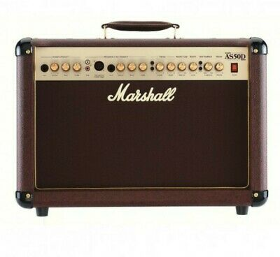 Marshall AS50D Acoustic 50W Combo Amplifier • 268£