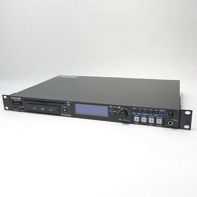 TASCAM SS-CDR250N CD Player AC100V Free Shipping Working Properly  (d1472 • 861.75£