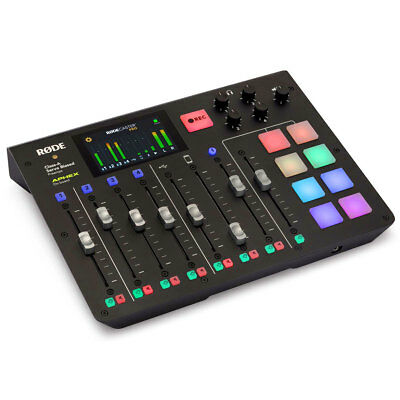 Rode Rodecaster Pro All-in-One Podcast Station Mixer • 592.06£