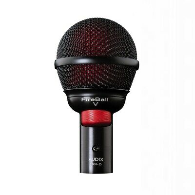 Audix FireBall V Harmonica / Beatbox Microphone With Volume Control • 170.65£