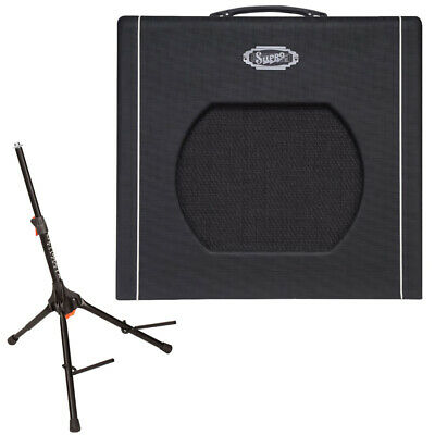 Supro 1808 Blues King 8 1x8 Guitar Combo Amp W/ Amp Stand • 291.86£