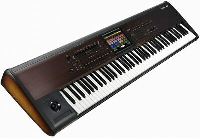KORG KRONOS 2 88LS LS 88 Key Keyboard Synthesizer Check Tested Working Used • 2,426.35£
