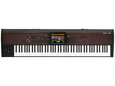 KORG KRONOS 2 88LS 88 Key Keyboard Synthesizer Never Opened Mint Ex • 2,830.74£