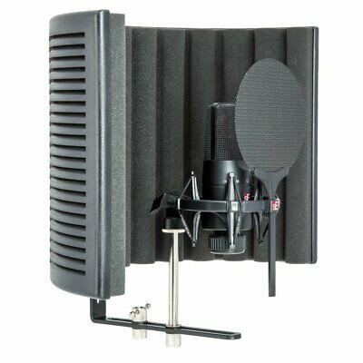 SE Electronic X1-S-STUDIO-BUNDLE X1 S Microphone With Reflection Filter X, Shock • 179.27£