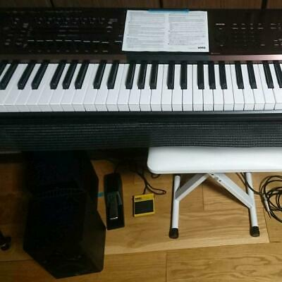 KORG KRONOS 2 88LS LS 88 Key Keyboard Synthesizer Near Mint Ex Rare • 3,248.46£