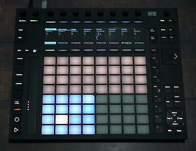 Ableton Push 2 MIDI Controller For Live • 425£