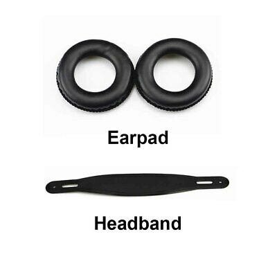Replacement Cushion Sound Headband Ear Pad Block Noise For Superlux HD-681B • 5.46£