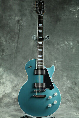 New Gibson USA Les Paul Modern Faded Pelham Blue Top Electric Guitar From Japan • 2,148.58£