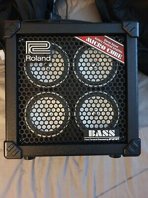 Roland Micro Cube Bass RX Amplifier • 51£