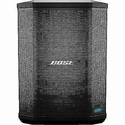 Bose S1 Pro Acoustic Busking Portable PA System W/ Shure Beta58a + Stand +Cable • 506.51£