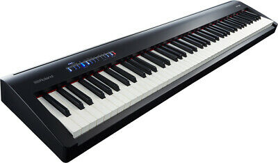 Outlet Roland Fp-30/Bk Electronic Piano 88 Keys Portable Carry Keyboard Niigata • 1,017.85£