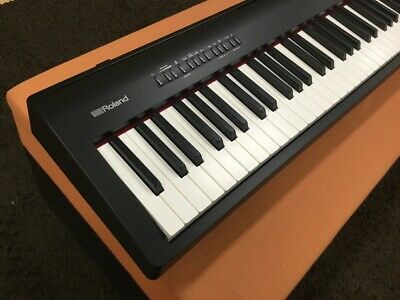 Roland Fp-30/Bk Stage Piano Storefront Display Regular Price 74 500 Tax Aeon • 1,017.85£