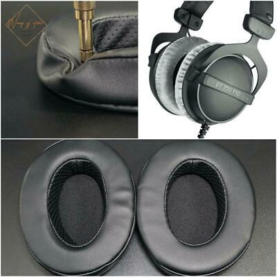 Thick Foam Ear Pads Cushion For Beyerdynamic DT 770 880 990 770PRO 880PRO 990PRO • 9.91£