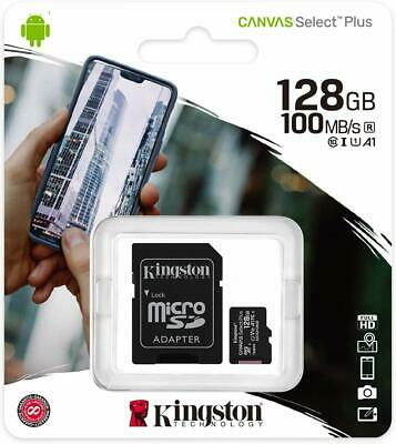 128GB Micro SD Card TF Memory For TASCAM DR-07X Handheld Mobile Audio Recorder • 15.99£