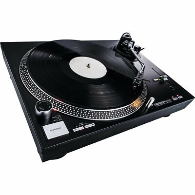 Reloop RP-4000 MK2 Quartz-Driven DJ Turntable With High-Torque Direct Drive • 247.65£