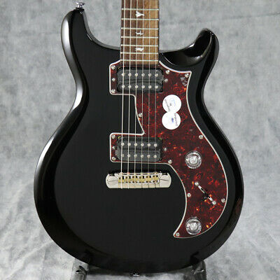 Paul Reed Smith: SE SE Mira Black With Tortoise Pickguard Electric Guitar • 810.08£