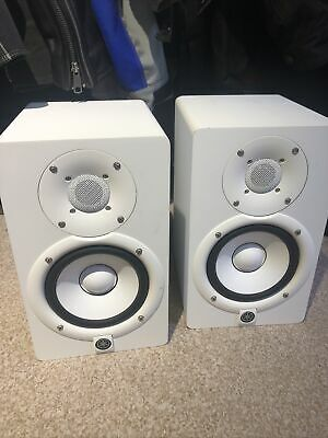 HS5 Yamaha Powered Studio Monitor X 2 Speakers - Sold Together • 300£