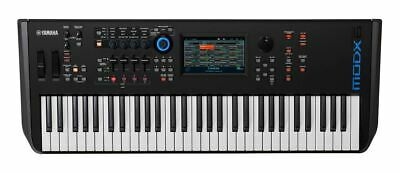 Yamaha MODX6 61 Semi-Weighted Key Synthesizer • 1,003.58£