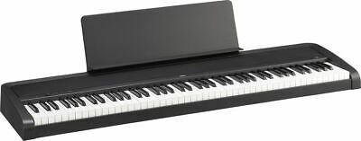 Korg B2 88 Natural Weighted Hammer Key Digital Piano Black • 353.79£
