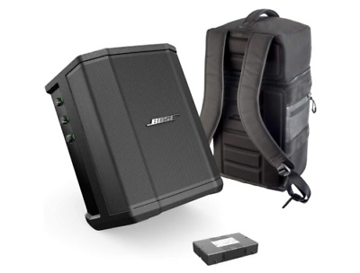 Bose S1 Pro System Bluetooth Battery Operated Portable Speaker And Backpack USED • 498.55£