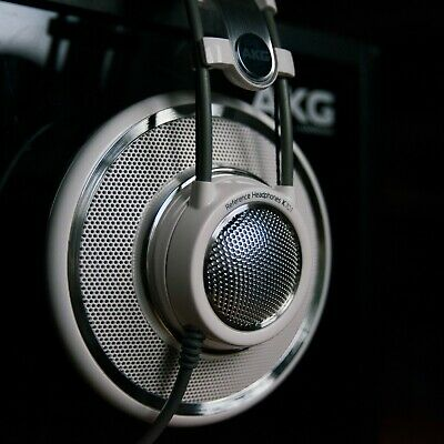AKG K701 Absolutely Mint! Boxed • 130£