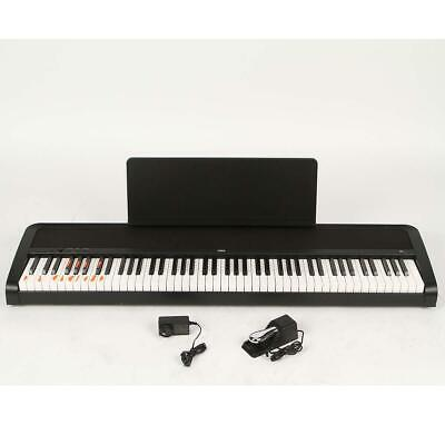 Korg B2 88-Key Digital Piano - Black SKU#1365368 • 134.46£