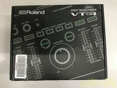 ROLAND Studio Accessories Related VT-4 A5K1679 #463A EXCELLENT • 286.57£