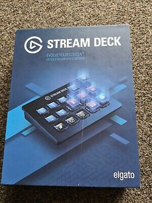 Elgato Stream Deck  • 145£