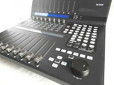 Icon Pro Audio QCon Pro X 8 Channel DAW Control Surface - Top Condition! (1of2) • 612.88£