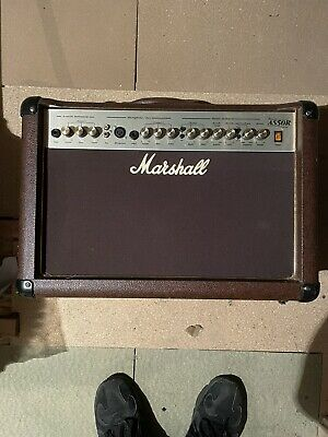 Marshall AS50D 50W Acoustic Guitar Amplifier • 190£